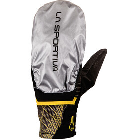 La Sportiva M's Trail Gloves Black/Yellow